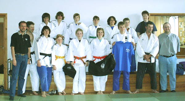 Weidener Judoka... Judo Bayernkader